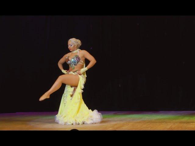 NEW DIVA DARINA. Modern Oriental. Festival AZHAR 2016 UKRAINE Chernigov