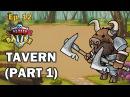 Beasts Battle 2 dev ep12 Таверна часть 1 Corona SDK