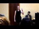 Алёна Полищук - Hurt (Кристина Агилера)