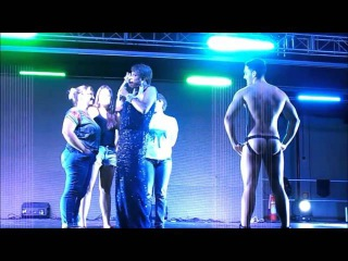 EROTIKA FAIR 2016 - STRIPER BOYS com SILVETTY MONTILLA