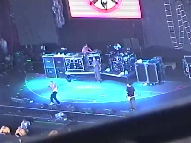 Linkin Park - In The End (Tinley Park, Ozzfest 2001)
