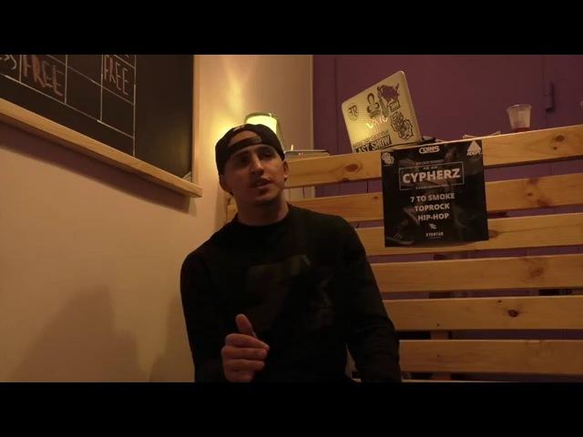 B-boy _RESKI_AKA_REAKTIVE98 CYBERSPACE LAB :2015
