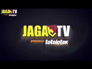 skrót meczu Jaga vs Wołyń Łuck
