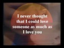 Cruz ♥ Eden - I Never Thought That I Could Love