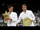 Wimbledon 2015 Final Highlights Roger Federer vs Novak Djokovic HD