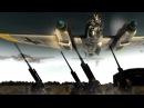 IL 2 Sturmovik Battle of Stalingrad cinematic Bomber Flights