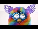 Ферби Бум Кристалл [Furby Boom Crystal] - Краткий обзор Eng.