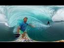 GoPro VR Tahiti Surf with Anthony Walsh and Matahi Drollet