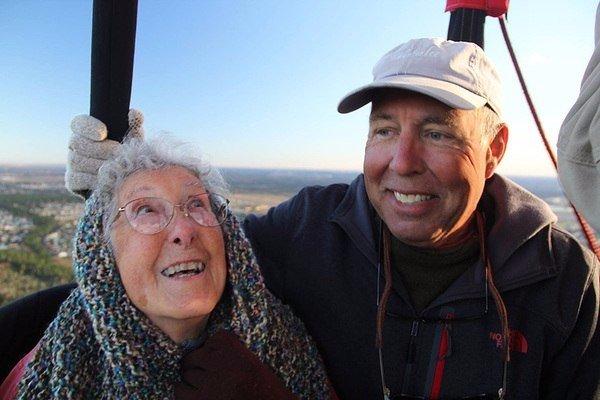 Քաղցկեղով հիվանդ 90-ամյա կինը բուժման փոխարեն ճամփորդությունն է ընտրել (լուսանկարներ)