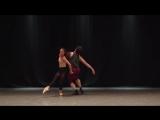 Alessandra Ferri and Federico Bonelli rehearse Woolf Works (The Royal Ballet)