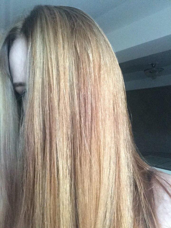Если в один день красить волосы два раза