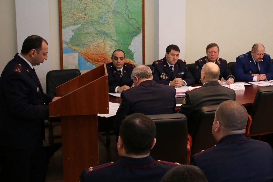 Основные результаты оперативно-служебной деятельности УФСКН России по РО за 2015 год