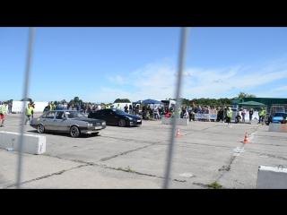 Drag Racing 2016 Дунаевка Ауди 80 vs Nissan GT-R