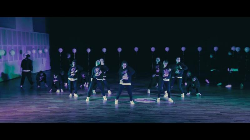 23. Flying Stars - ComboCrew (Street Dance, продолжающая группа Солдак Елены)