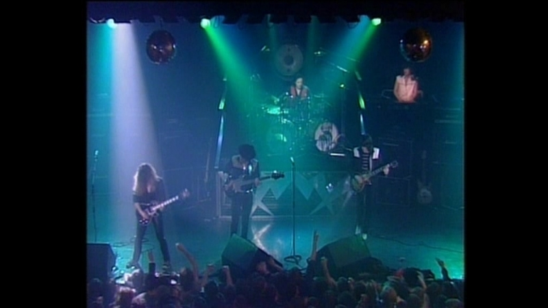 Thin Lizzy - Baby Please Don't Go '8 (Live at Exile on Grafton Street 'UK '83)