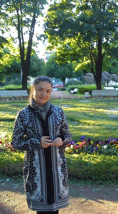 Эля Гаязова