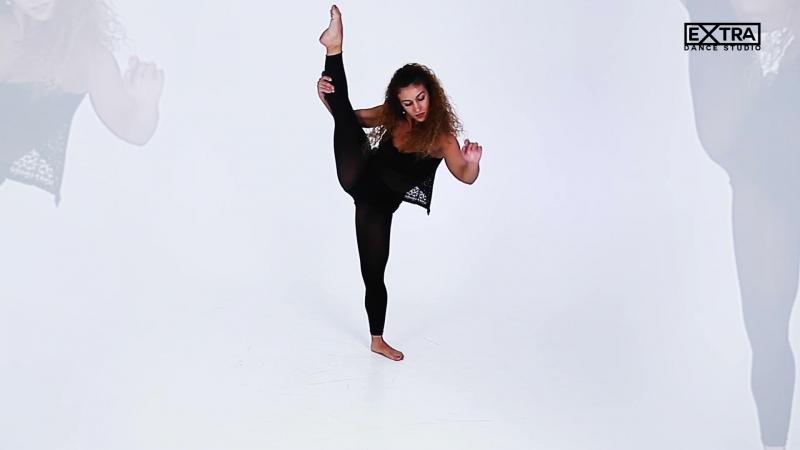 Contemporary | Ксения Пупынина | школа танцев EXTRA