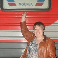 Анкета Светлана Терехова
