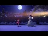 Лили и снеговик)