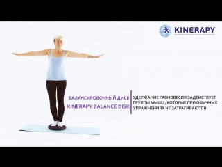 Продукция KINERAPY: современный подход к здоровью и активности