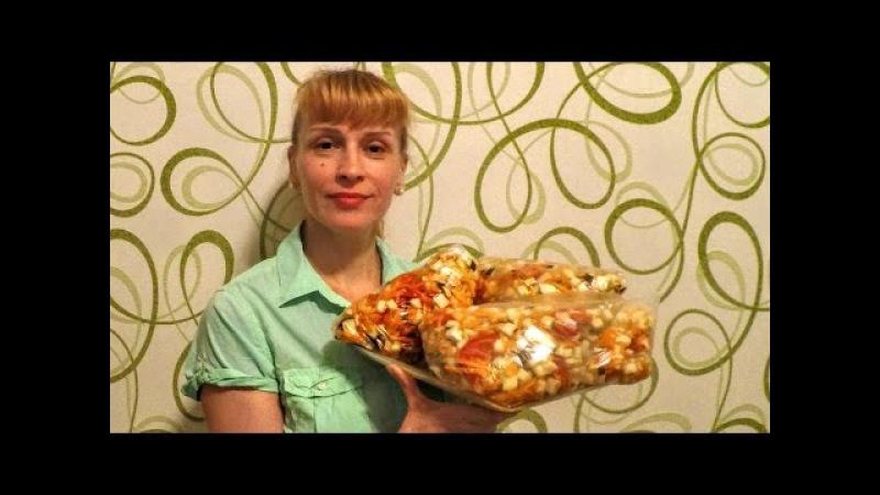 Заготовки на зиму - Овощное рагу с баклажанами на зиму рецепт Секрета заморозки овощей » Freewka.com - Смотреть онлайн в хорощем качестве