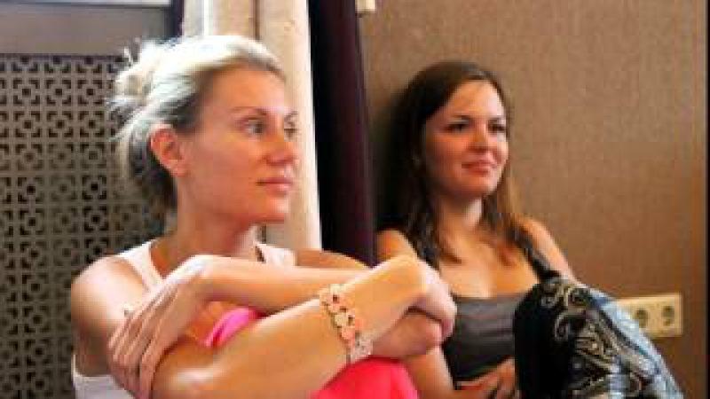 1 ступень СпинФлай (SpinFly) трансформационная практика для женщин