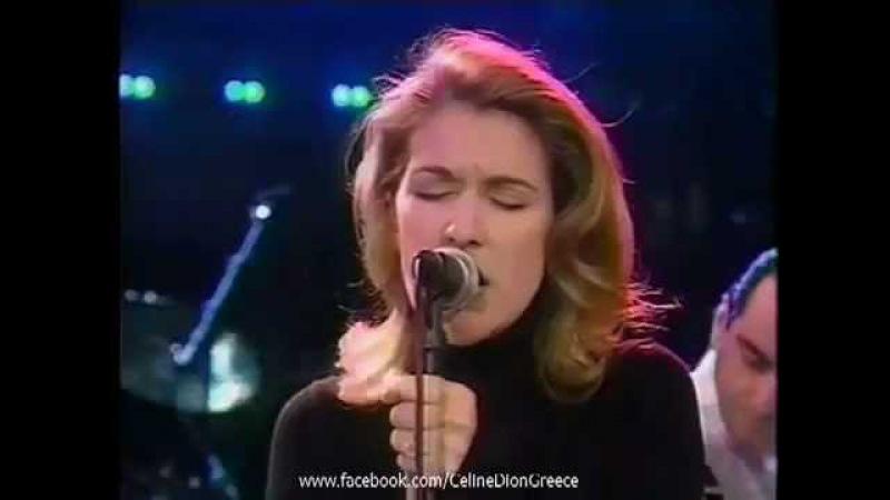 Celine Dion Seduces Me Official Live 1997