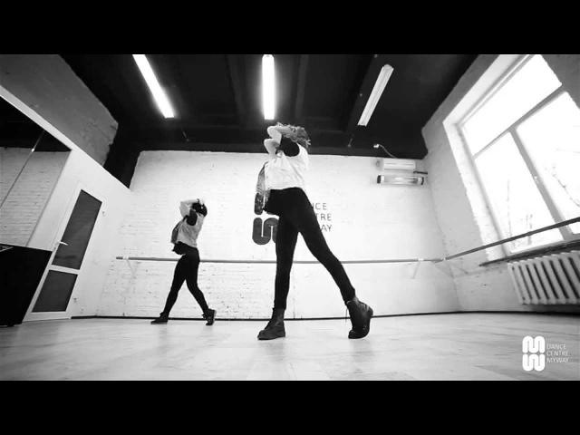 Imagine Dragons Radioactive jazz funk choreography by Veronika Komar Dance Centre Myway