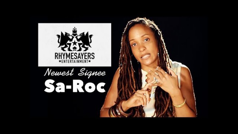 Rhymesayers Newest Signee: Sa-Roc | DEHH Interview