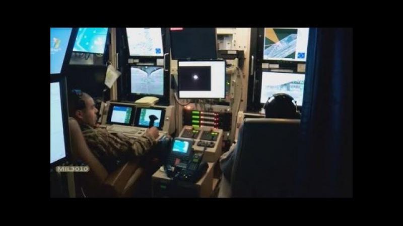 Операторы управления ударным беспилотником MQ-9 Reaper