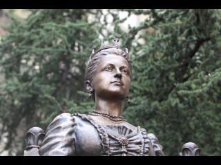 Αποκαλυπτήρια μνημείου της Βασίλισσας των Ελλή&#95