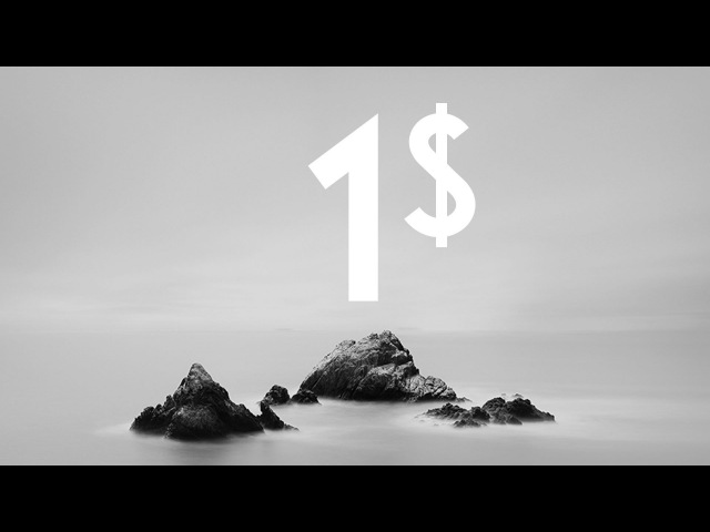 How to do Long Exposure Photography for 1$