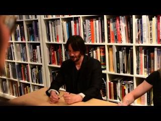 LA Events: Alexandra Grant and Keanu Reeves Book Signing, Shadows | LA Fashion Judge