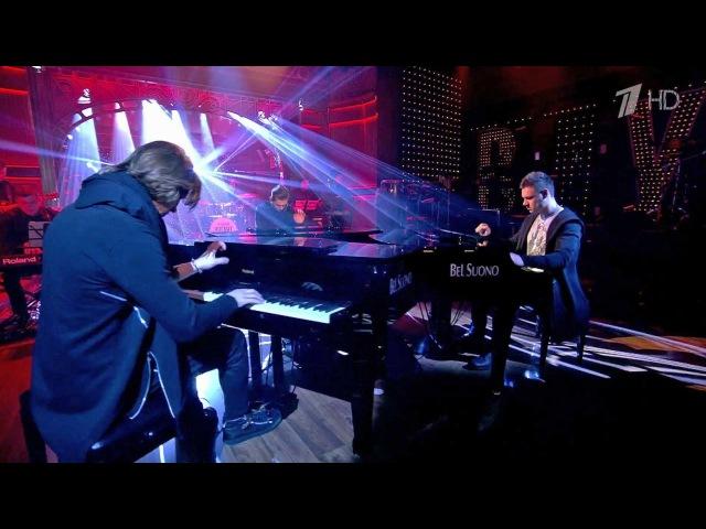 Bel Suono и Red Square Band — Танец рыцарей. (12.02.2016)