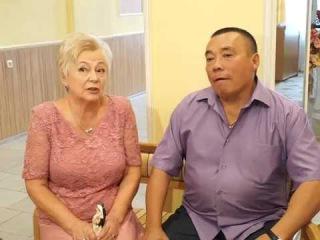 Валентина и Борис Цзю отметили