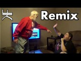 Angry Grandpa Destroys PS4 (HipHop Remix)
