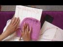 Как связать идеальный окат спицами. Самый простой способ! Видеоурок с Александрой Краснобаевой