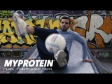 Wass Freestyle Euros Football Skills Competition by Myprotein