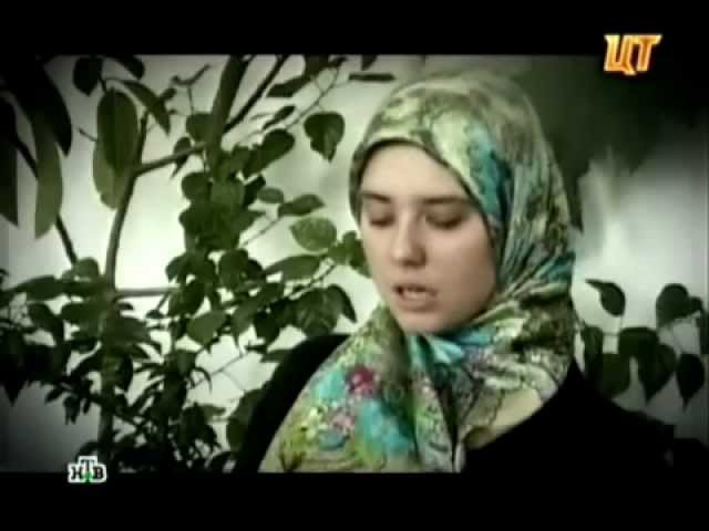 New Converts-Russian girl converted to Islam and found the true path and peaceful life.