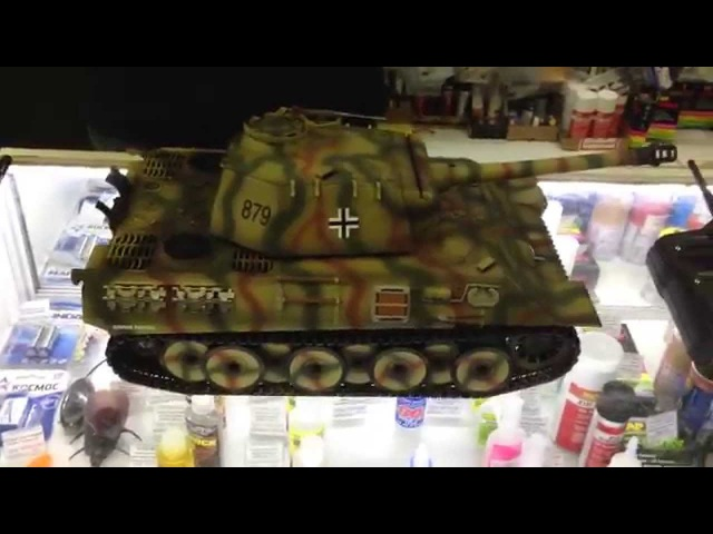 Радиоуправляемый танк Taigen Panther