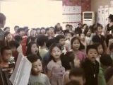 "Korean Kids singing ""Judy is a punk"" by The Ramones"