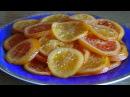 Карамелизованные апельсины. Незабываемый десерт.