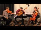 Niccolo Paganini Terzetto Concertante for viola, cello, and guitar