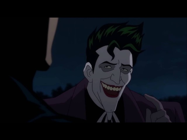 Batman: The Killing Joke Movie Ending