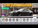 Forza Horizon 3 EXCLUSIVE Customization! Rocket Bunny S15 Quad Rotor Drift Build