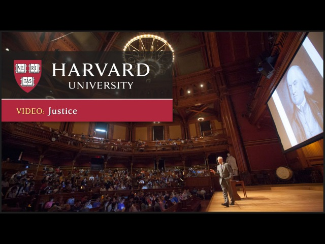 Justice: What's The Right Thing To Do? Episode 09: ARGUING AFFIRMATIVE ACTION