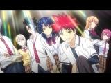 Shokugeki no Souma (Soma): Ni no Sara TV-2 / Повар-Боец Сома ТВ-2 - 4 серия [Озвучка: JAM, Ancord & Trina_D (AniDub)]