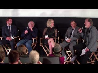 12 декабря 2015: Q&A с актёрами фильма «Джой» в Нью-Йорке