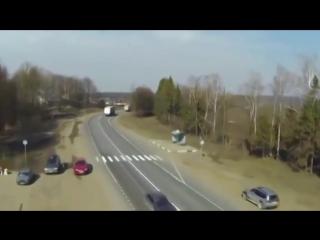 Новые уловки ДПС. Будте аккуратней на дороге, не нарушайте правил