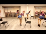 Pin Up Party with Apple Girls. Choreography Letta Apple(Яблокова Виолетта).Strip.